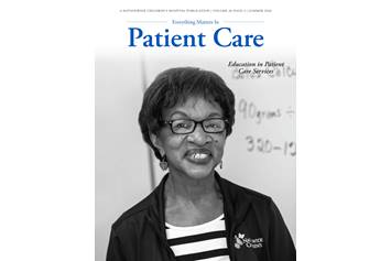 In Patient Care Summer 2020 Cover