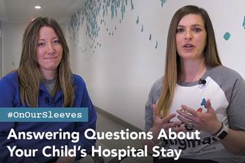 Answering Questions About Your Child's Hospital Stay Video Still