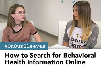 How to Search for Behavioral Health Information Online