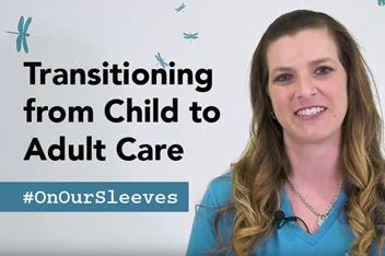 Transitioning from Child to Audlt Care