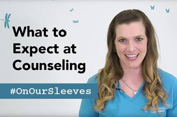 What to Expect at Counseling Video