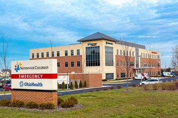 Lewis Center Close To Home Center with Emergency Department